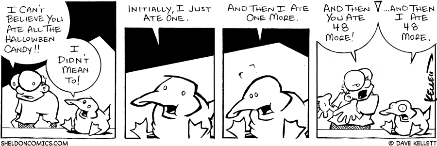 strip for November / 2 / 2004