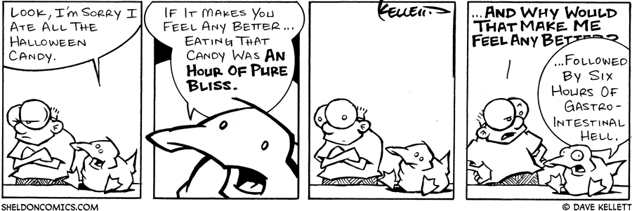 strip for November / 3 / 2004