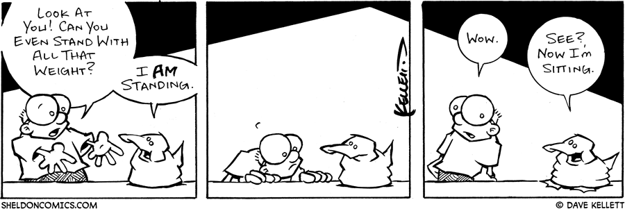 strip for November / 4 / 2004