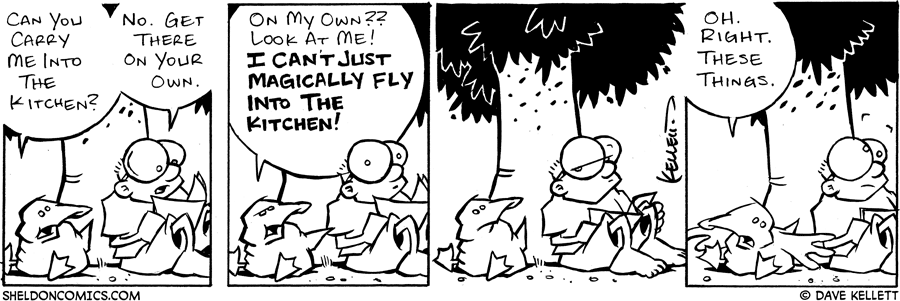 strip for November / 5 / 2004