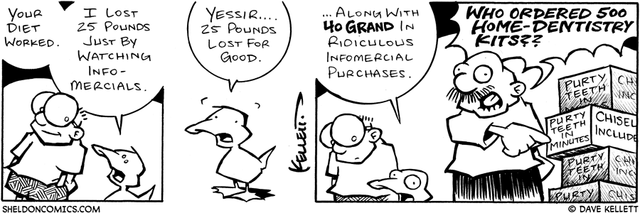 strip for November / 9 / 2004