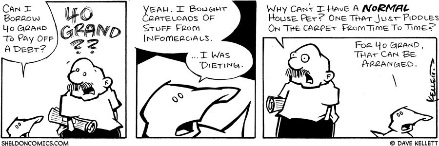 strip for November / 12 / 2004