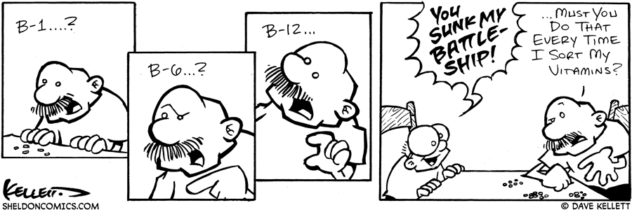 strip for November / 22 / 2004