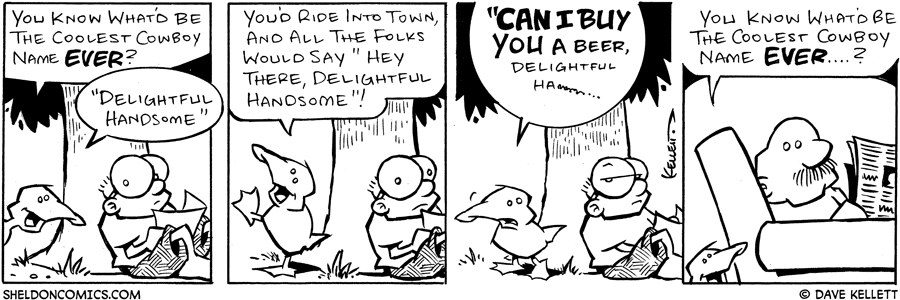 strip for December / 4 / 2004