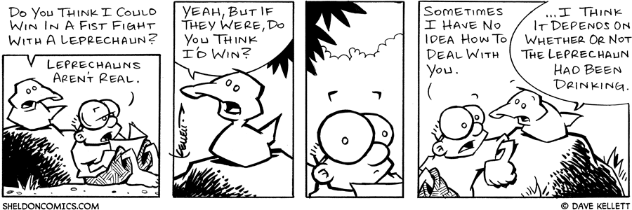 strip for December / 9 / 2004