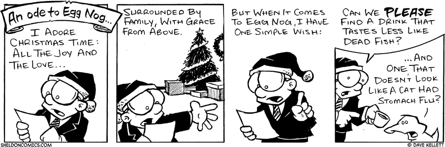 strip for December / 20 / 2004