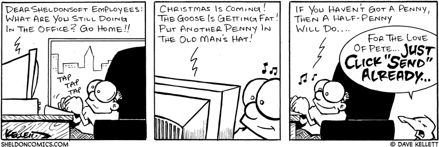 strip for December / 23 / 2004