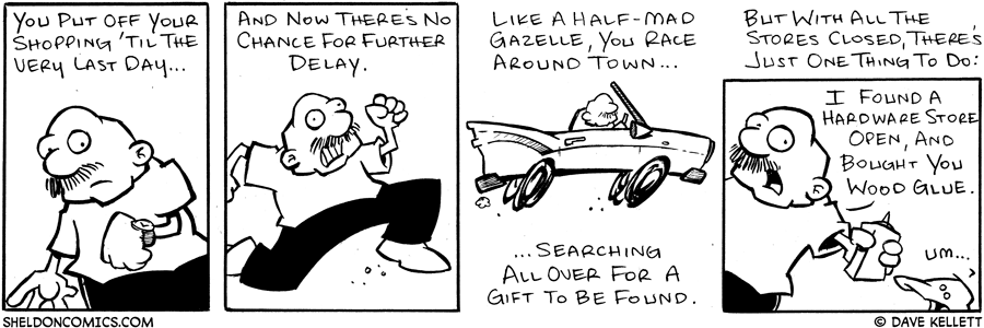 strip for December / 24 / 2004