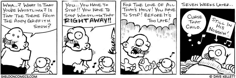 strip for January / 10 / 2005