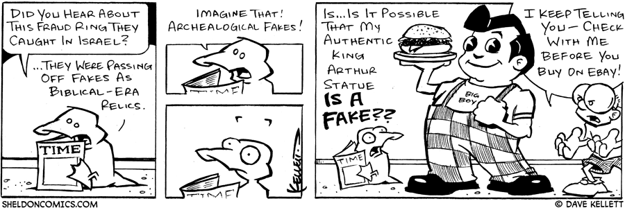 strip for January / 11 / 2005