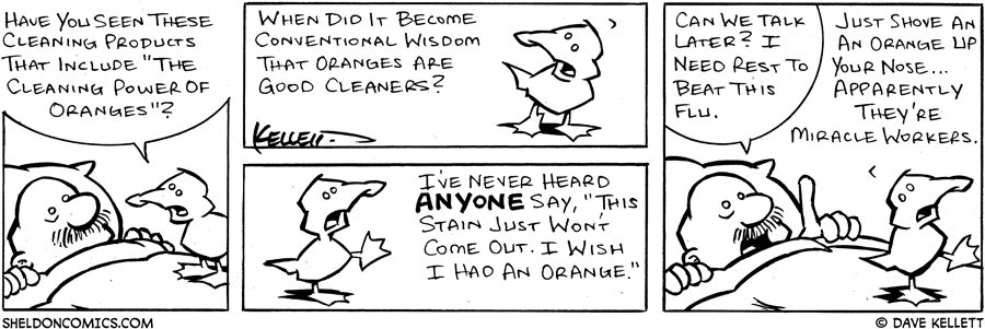 strip for January / 18 / 2005