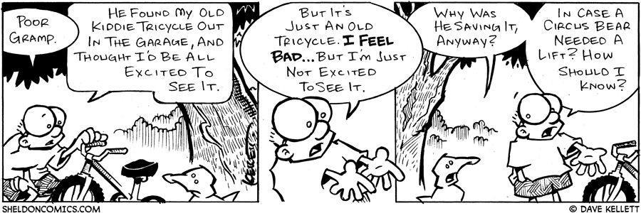 strip for January / 21 / 2005
