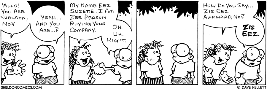 strip for February / 4 / 2005