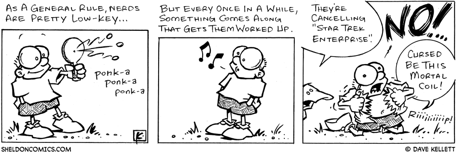 strip for February / 14 / 2005