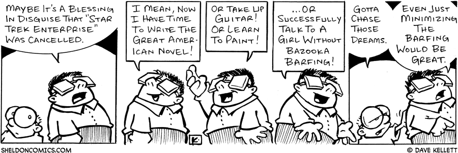 strip for February / 18 / 2005