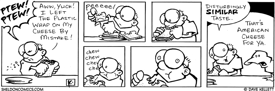 strip for February / 19 / 2005