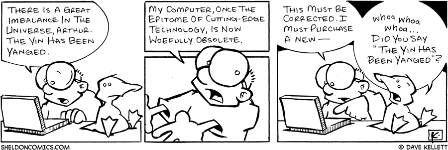 strip for February / 23 / 2005