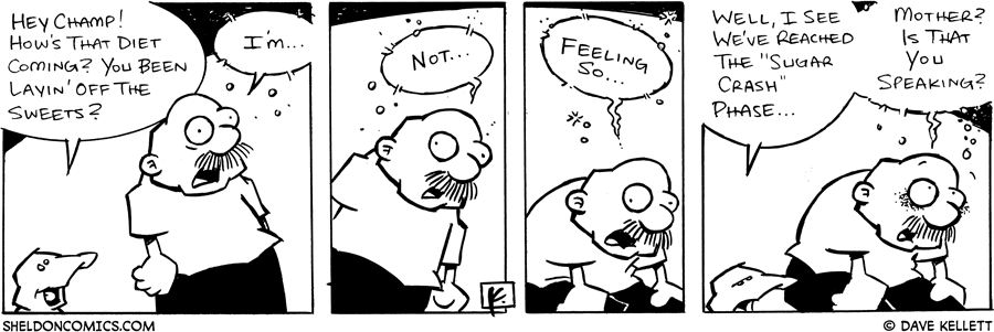 strip for March / 4 / 2005