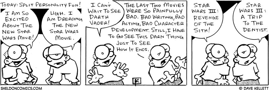 strip for March / 8 / 2005