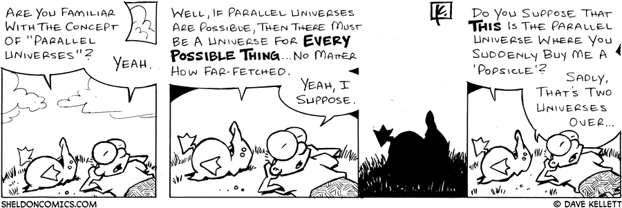 strip for March / 9 / 2005