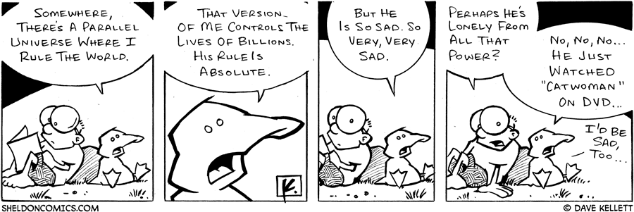 strip for March / 10 / 2005