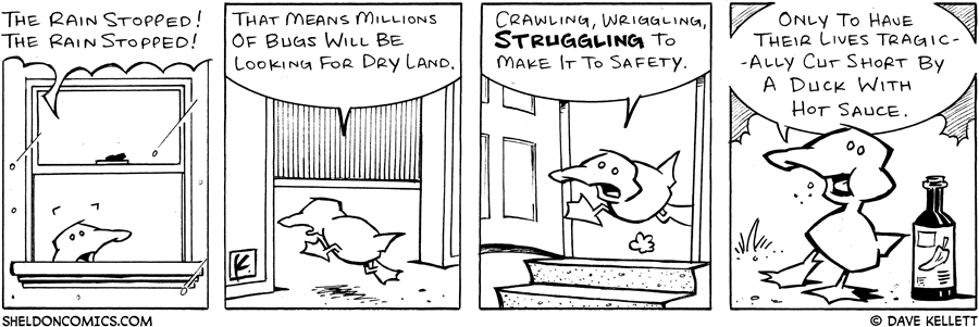 strip for March / 12 / 2005