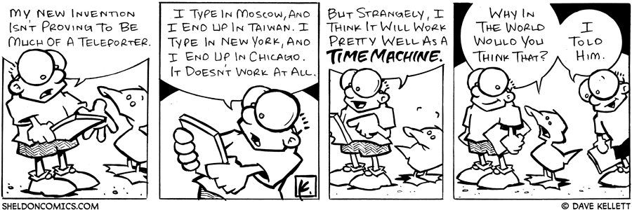strip for March / 17 / 2005
