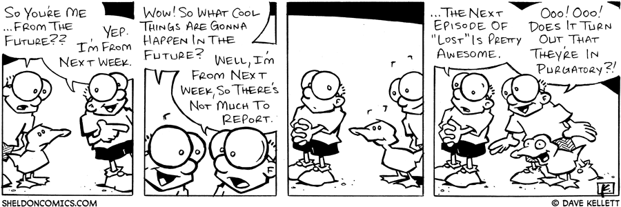 strip for March / 18 / 2005