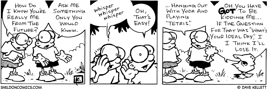 strip for March / 19 / 2005