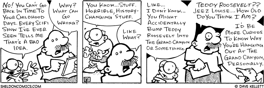 strip for March / 22 / 2005