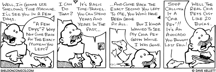 strip for March / 23 / 2005