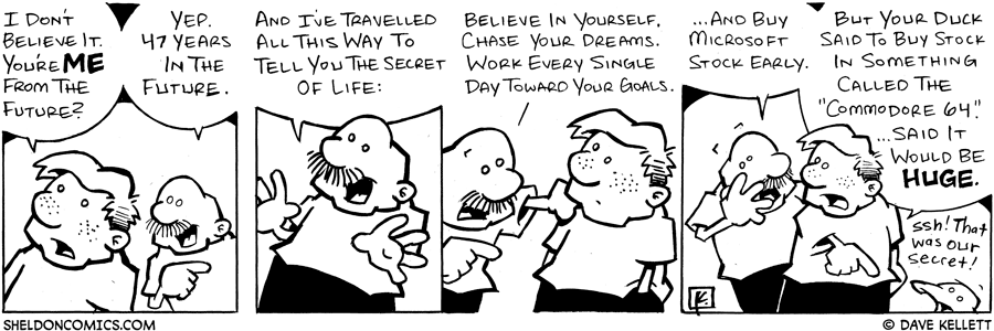 strip for March / 25 / 2005