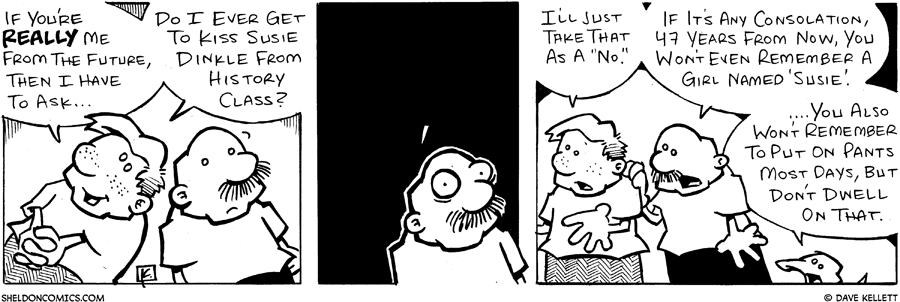 strip for March / 26 / 2005