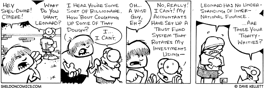 strip for March / 28 / 2005