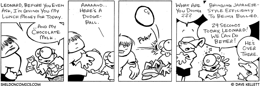 strip for March / 31 / 2005