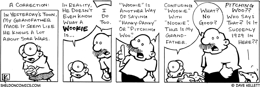 strip for April / 5 / 2005