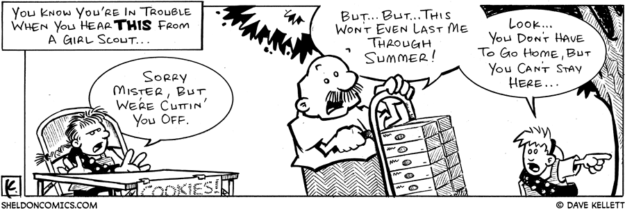 strip for April / 6 / 2005