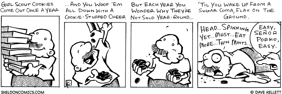strip for April / 7 / 2005
