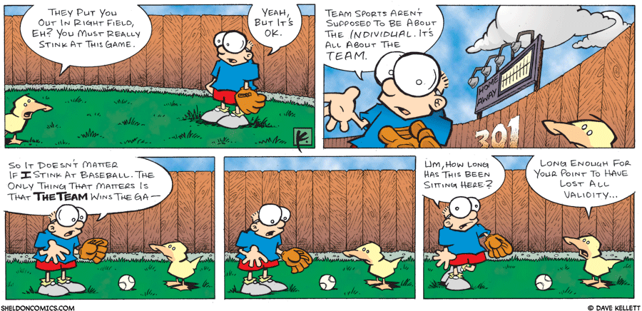 strip for April / 10 / 2005