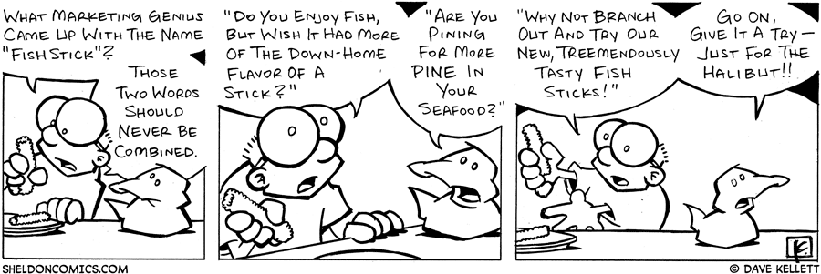 strip for April / 12 / 2005