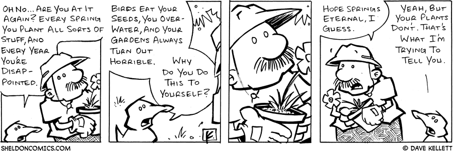 strip for April / 13 / 2005
