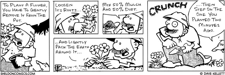 strip for April / 14 / 2005