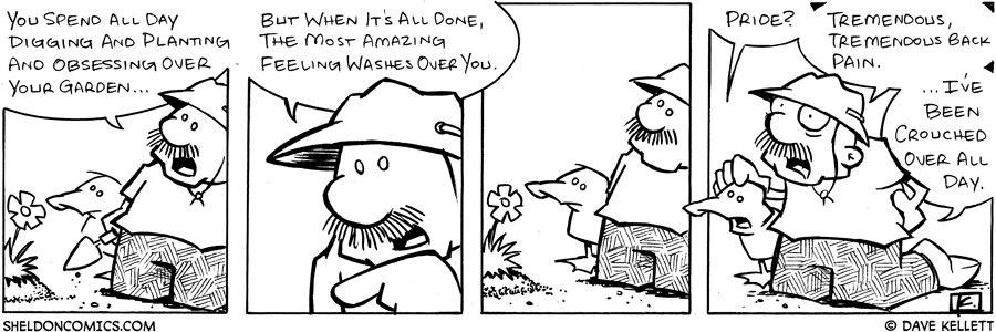 strip for April / 15 / 2005