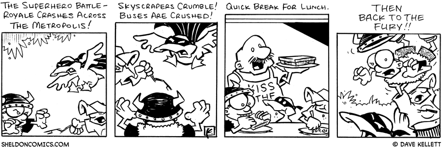 strip for April / 27 / 2005
