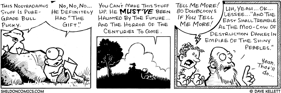 strip for May / 7 / 2005