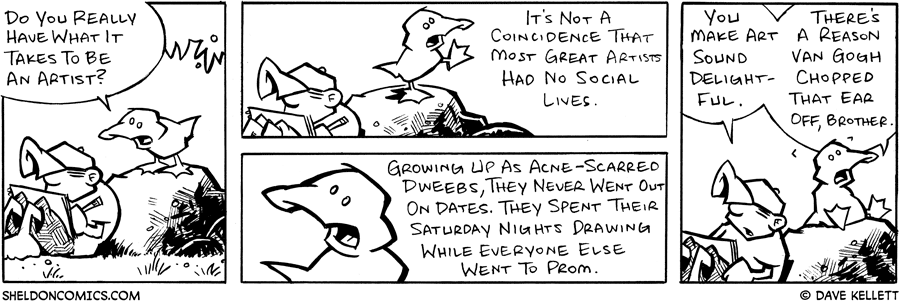 strip for May / 11 / 2005