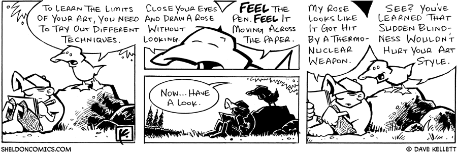 strip for May / 12 / 2005