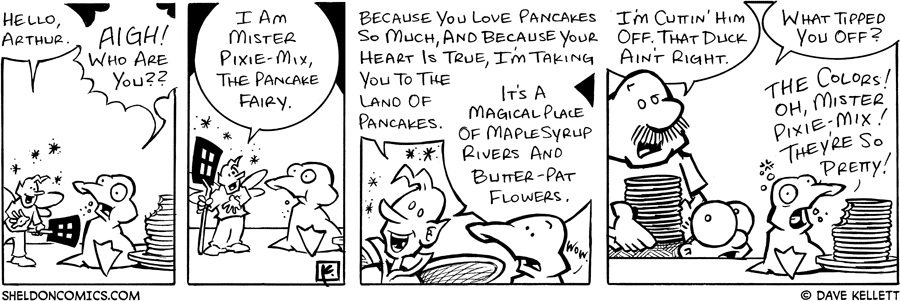 strip for May / 20 / 2005