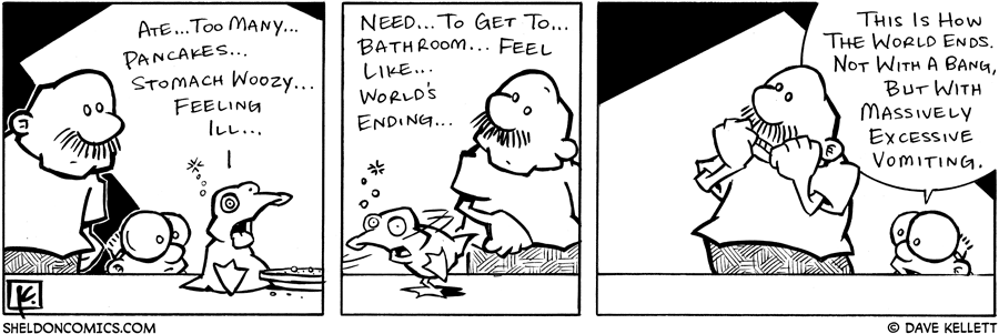 strip for May / 21 / 2005