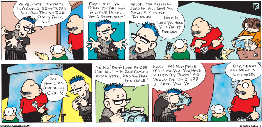 strip for May / 29 / 2005